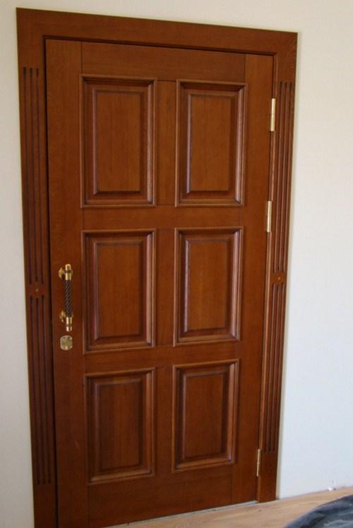 Дверь из массива ясеня МД-34 - Фабрика дверей Росток